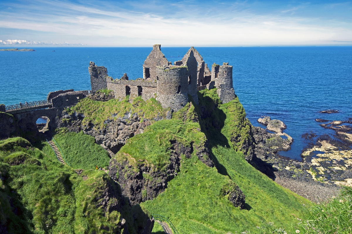 irlande du nord paysage